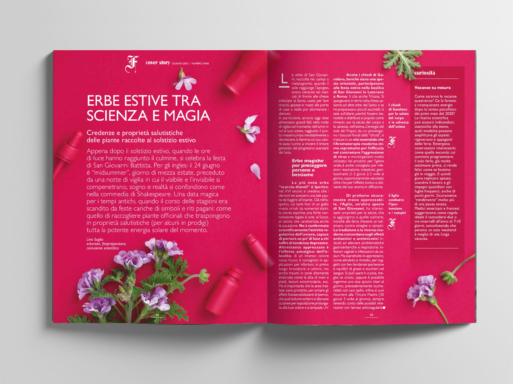 La Magia dell'estate – Fitonews n°59-60/2020