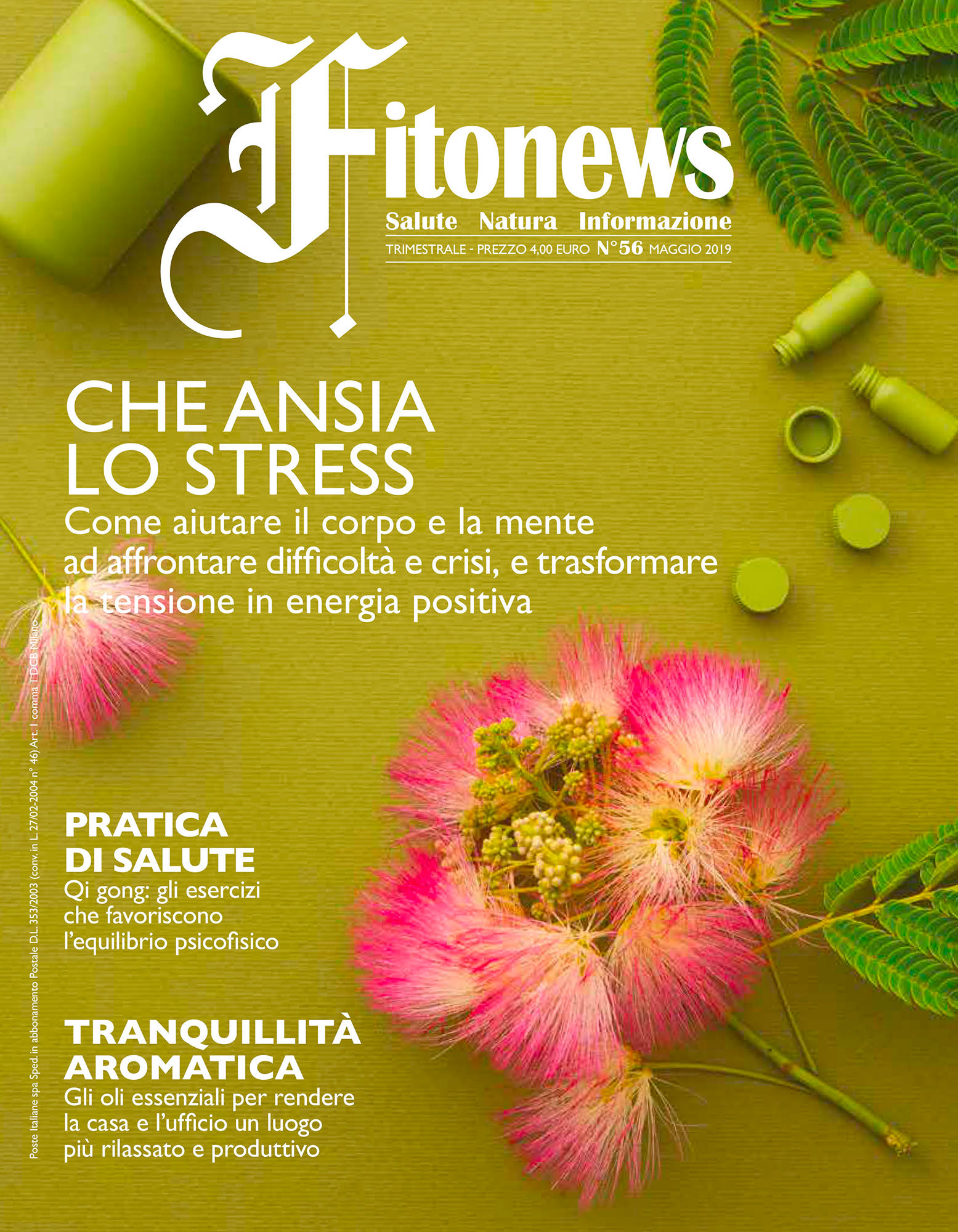 Serenday – Fitonews n°56/2019